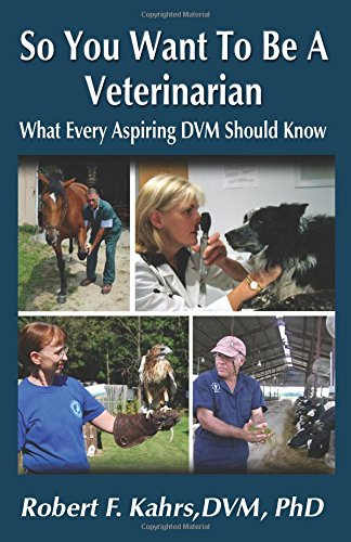 So You Want to be a Veterinarian pdf epub
