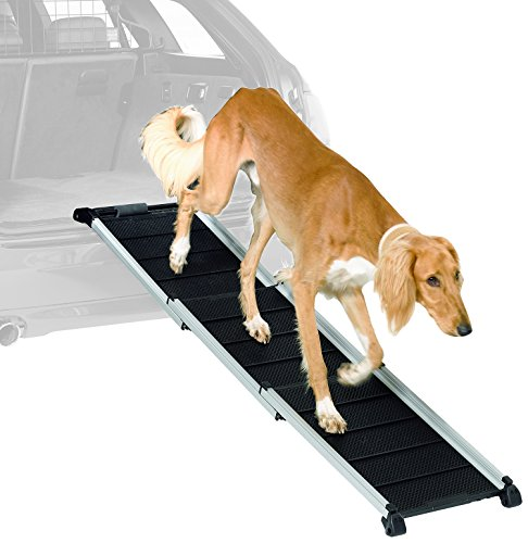 Super Lightweight 3 Section Dog Walk with Aluminum Ramp by 4x4 North America