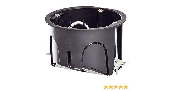 FAMATEL 3250 - Caja empotrar pladur redonda 67x49: Amazon.es ...