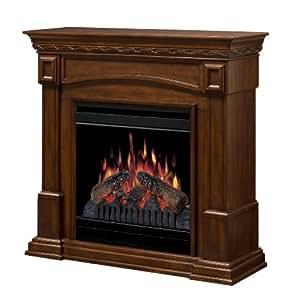 Dimplex CFP3920BW 20-Inch Electric Fireplace, Burnished Walnut