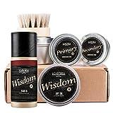 CanYouHandlebar Advanced Beard Care Kit : Wisdom - Woodsy