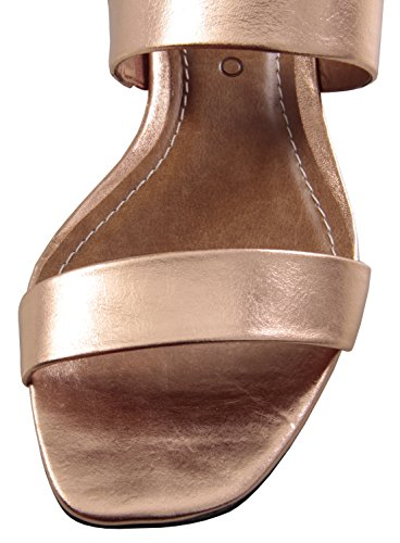 Carrano Womens 134354 Slipper Rose