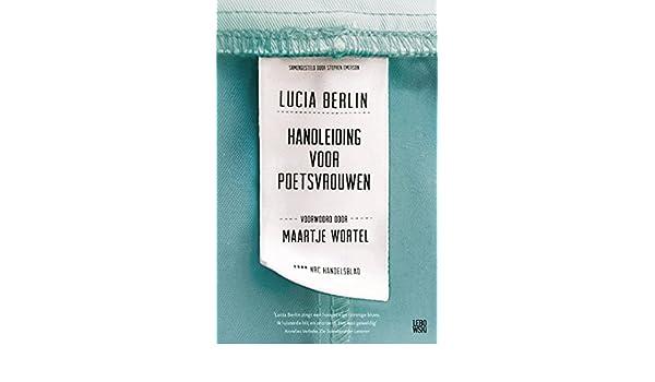 Handleiding voor poetsvrouwen (Dutch Edition) eBook: Lucia ...
