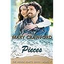 Pieces (A Hidden Hearts Novel) (Volume 7)