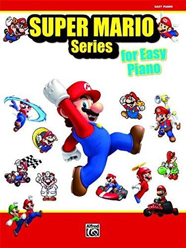 Price comparison product image Super Mario for Piano: 34 Super Mario Themes Arranged for Easy Piano