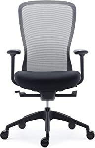 Staples 2722088 Ayalon Mesh and Fabric Task Chair Black