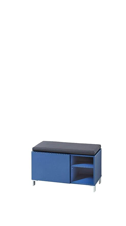 MJC K2 - Banco para Zapatos (1 Puerta, 2 Compartimentos, con ...