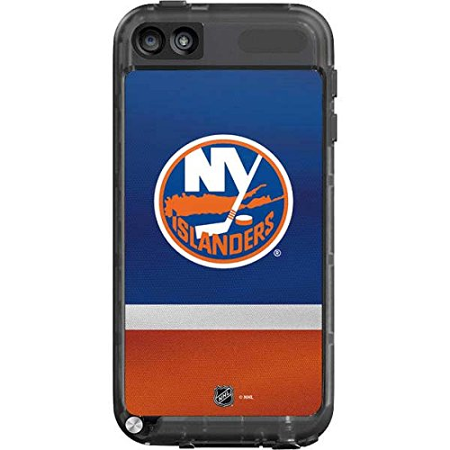 New York Islanders Ipod Skin (NHL New York Islanders LifeProof fre iPod Touch 5th Gen Skin - New York Islanders Jersey)