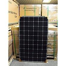 Canadian Solar 280 Watt Mono-Crystalline CS6K-280M-Black Solar Panel