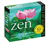#10: Zen Page-A-Day Calendar 2019
