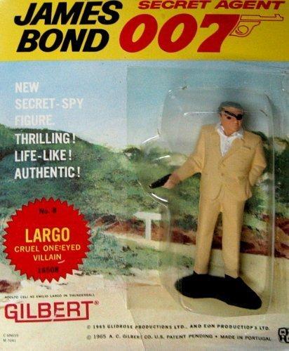 vintage James bond
