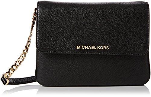 Black Bag Lux (MICHAEL Michael Kors Women's Bedford Cross Body Bag, Black, One Size)