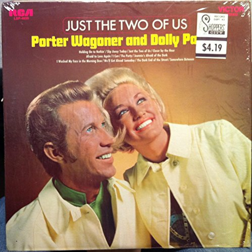 DOLLY PARTON - Just The Two Of Us  [vinyl Lp] - Zortam Music