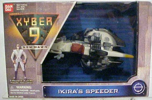 Xyber 9 New Dawn: Ikira's Speeder
