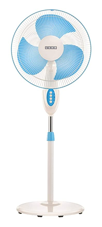 Superb Usha Helix Pro High Speed 400Mm Pedestal Fan 40 Blue Home Interior And Landscaping Pimpapssignezvosmurscom