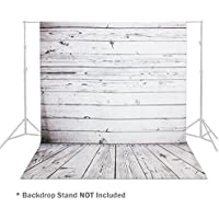 Julius Studio 5 x 10 ft. Wood Floor Printed Backdrop Background for Photography Studio Video Shooting, Backdrop Only!, JSAG356