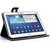 """Addison SMG-TAB3-04 Addison SMG-TAB3-04 10.1"""" Koyu Gri Samsung Galaxy Tab3 Tablet Pc Kılıfı"""