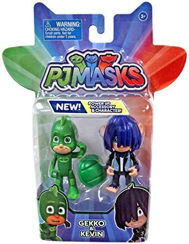 PJ Masks Basic Villans Hero 2 pack - Gekko & Kevin