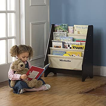 Kids My First Sling Bookshelf Non Personalized