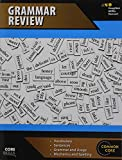 Steck-Vaughn Core Skills Grammar Review: Workbook  Grades 6-8