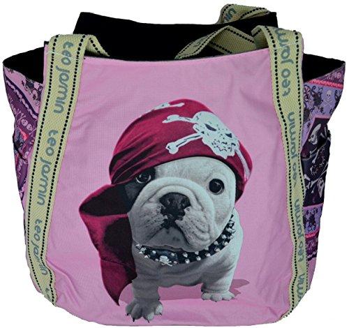 Borsa Borsone Donna Teo Jasmin Bag Big Teo Pirate Rose Baby