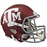 Texas A&M Aggies Officially Licensed NCAA Speed Full Size Replica Football Helmet