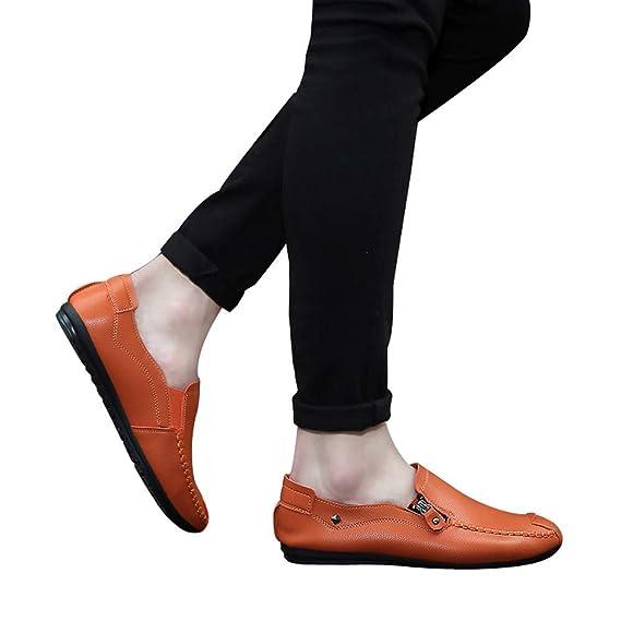 Loafer de Hombre Zapatos de Vestir Zapatos de Oxford,EUZeo ...