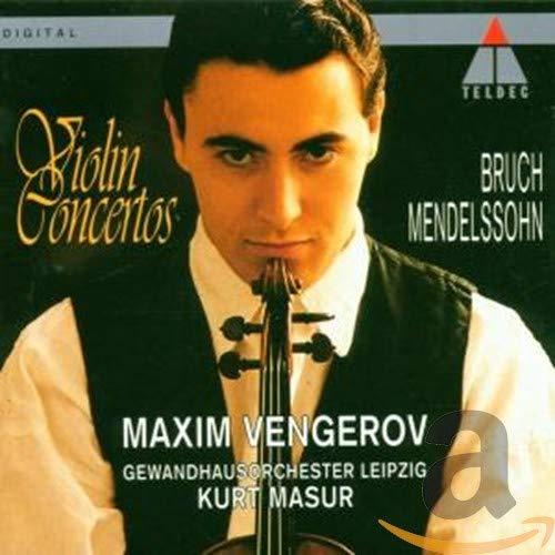 Bruch & Mendelssohn : Violin Concertos