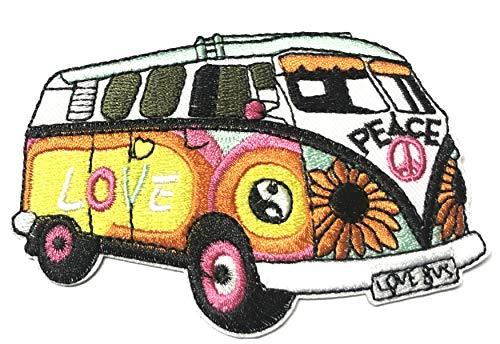 Peace Love Van 4.25