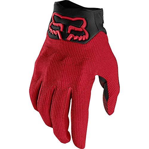 Fox Racing Defend Kevlar D3O Glove - Men's Cardinal, XL ()
