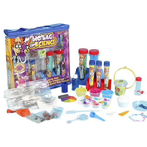 Engineering Experiment Station - Be Amazing! Toys BAT4120 Big Bag of Science Activity Kit