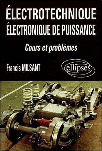Livres Gratuits A Telecharger Electrotechnique