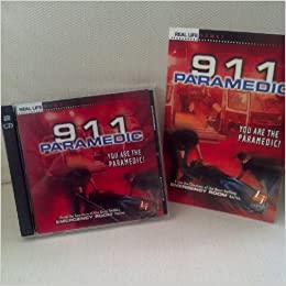 911 Paramedic on CD-ROM (with New Packaging)