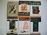 img - for Hemingway (Set of 6) Hunting with Hemingway; Dangerous Summer; Green Hills of Africa; Moveable Feast book / textbook / text book