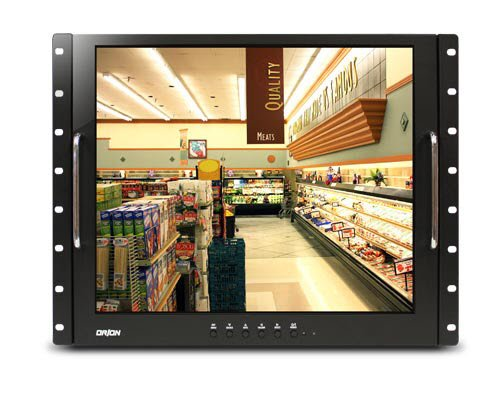 Orion Images Corp 19RCR 19-Inch Rackmount Ready LCD Monitor ()