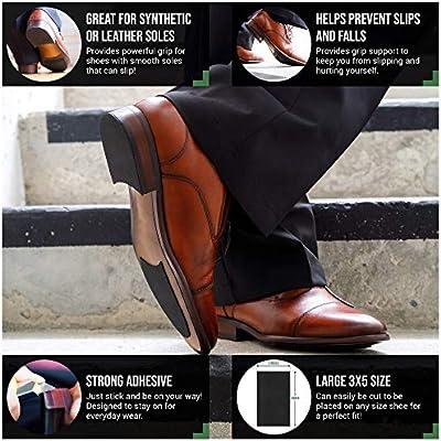 Anti-Skid Anti-Slip Shoe Treads for Men