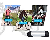 FuShield 36V 8Ah Electric Bicycle Water Bottle Type Lion Battery Charger