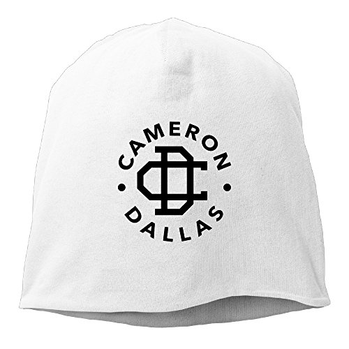 PHOEB Cameron Dallas - CD Logo Men Women Beanie Hat Cap Cycling Cap That Will Fit Your Head Perfect - Gyllenhaal Cycling Jake