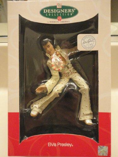 Elvis Presley Christmas Ornament