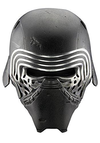 Kylo Ren Costume Details (Star Wars: The Force Awakens Kylo Ren Helmet Prop)