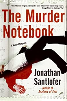 The Murder Notebook 0060882050 Book Cover