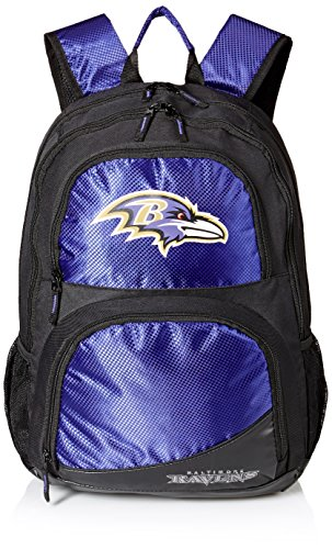 Forever Collectibles Baltimore Ravens High-End NFL Rucksack