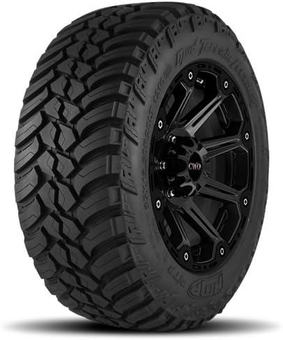 AMP Mud Terrain Attack M-T A Tires 285//65R18 125Q