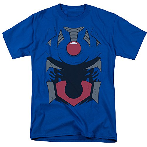 Justice League DC Comics Darkseid Costume Adult Mens T-Shirt Tee (Martian Manhunter Costume)
