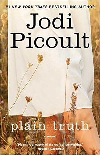 Plain truth jodi picoult 9781416547815 amazon books fandeluxe Gallery
