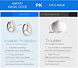ANOVEI Nose Nasal Filters
