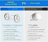 ANOVEI Nose Nasal Filters (Ultra Defense) Reduce