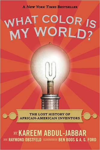 what color is my world the lost history of african american