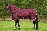 Horseware Rambo Duo Burgundy 78_6'6''