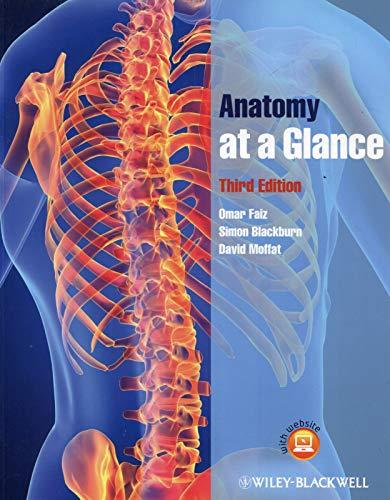 Anatomy at a Glance, 3rd Edition